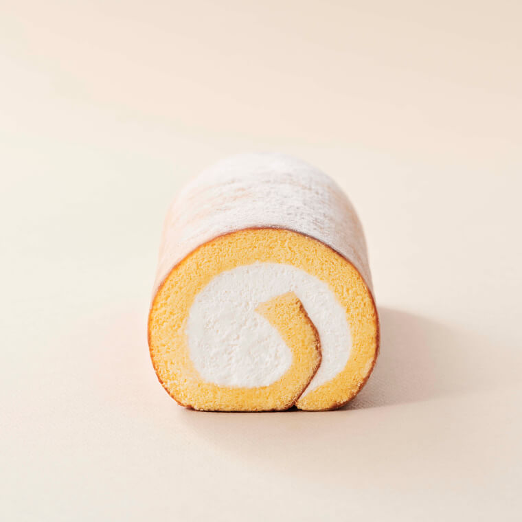 治一郎のロールケーキ