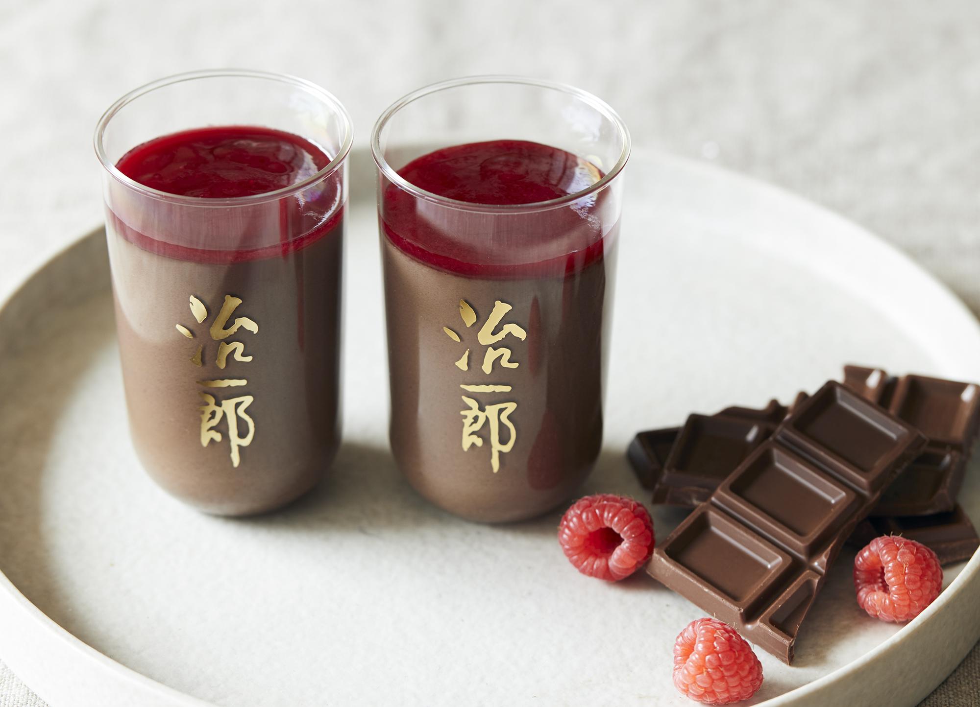 季節限定「チョコレートプリン」販売のお知らせ