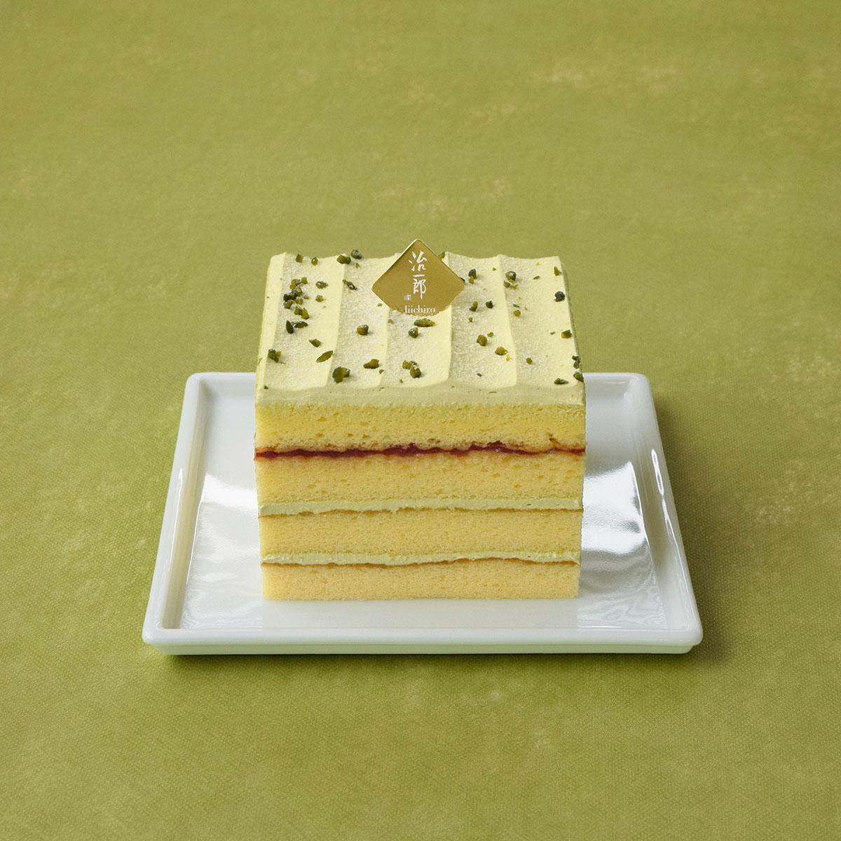 渋谷バターケーキ -Pistachio-