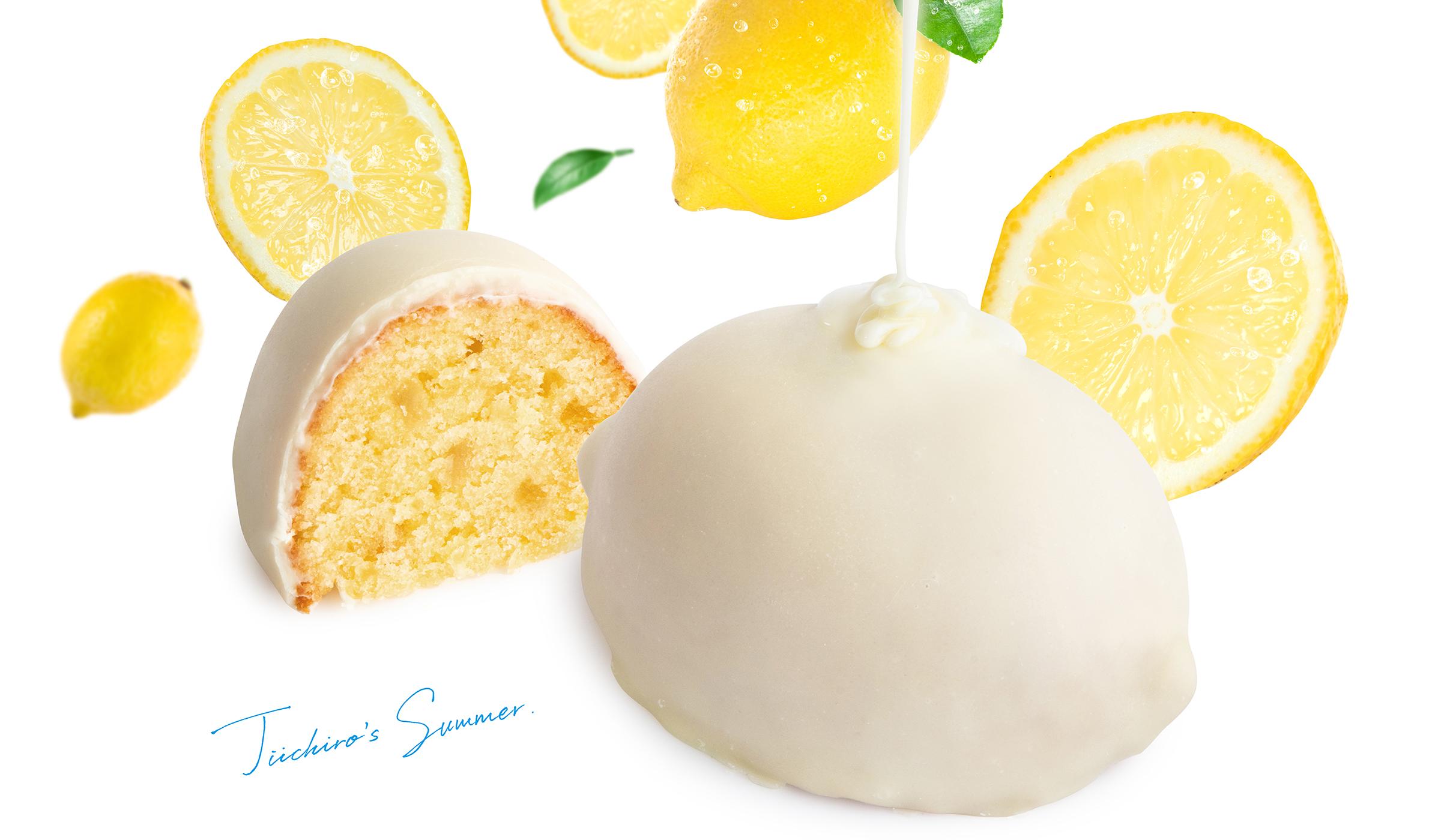 LEMONケーキ