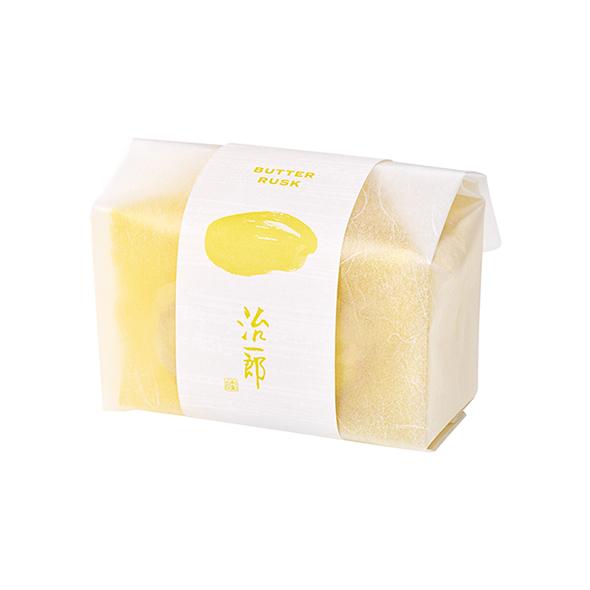 治一郎のラスク 6枚入 バター